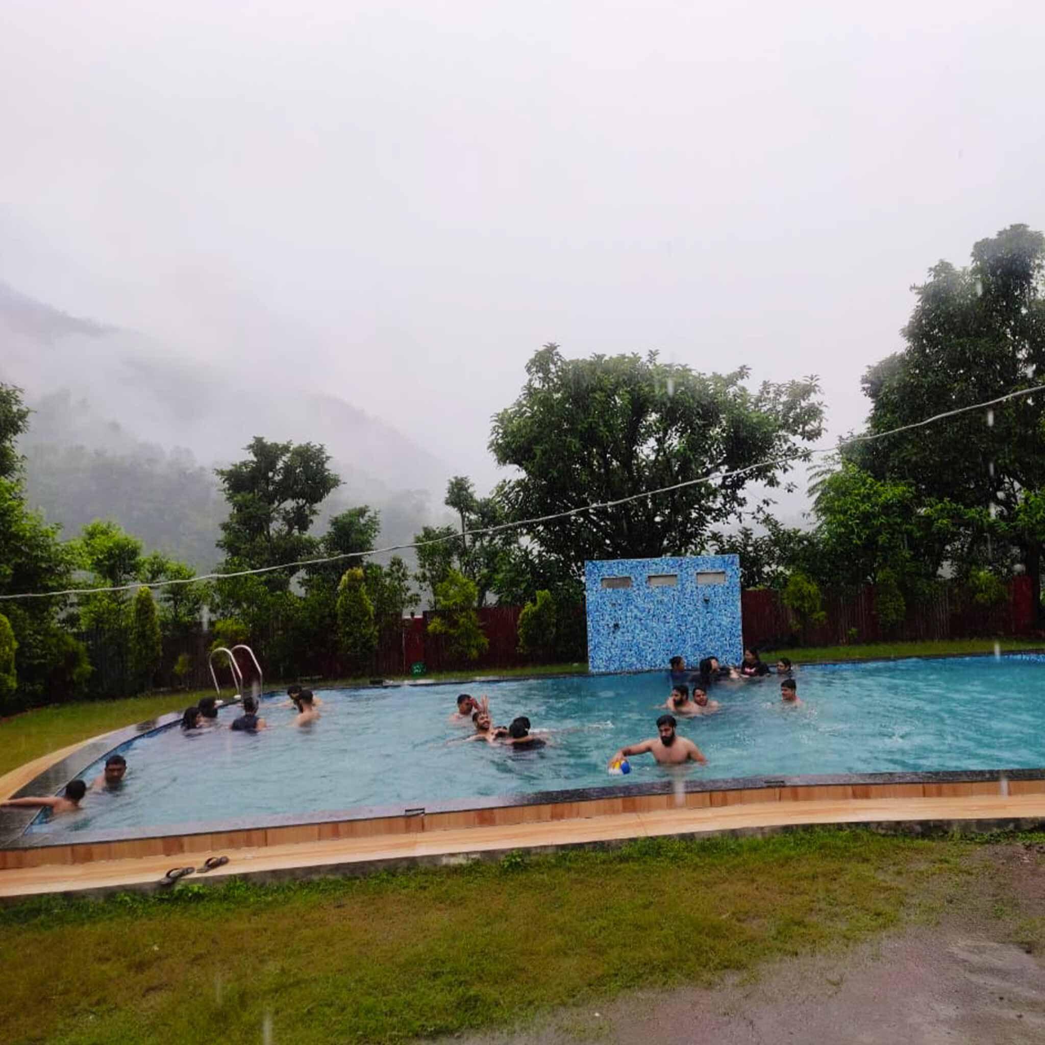 swiss camping in rishikesh Uttarakhand