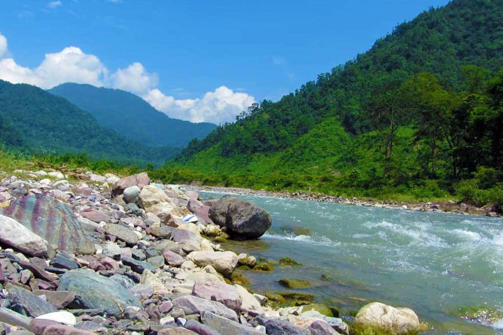 luxury camping in rishikesh