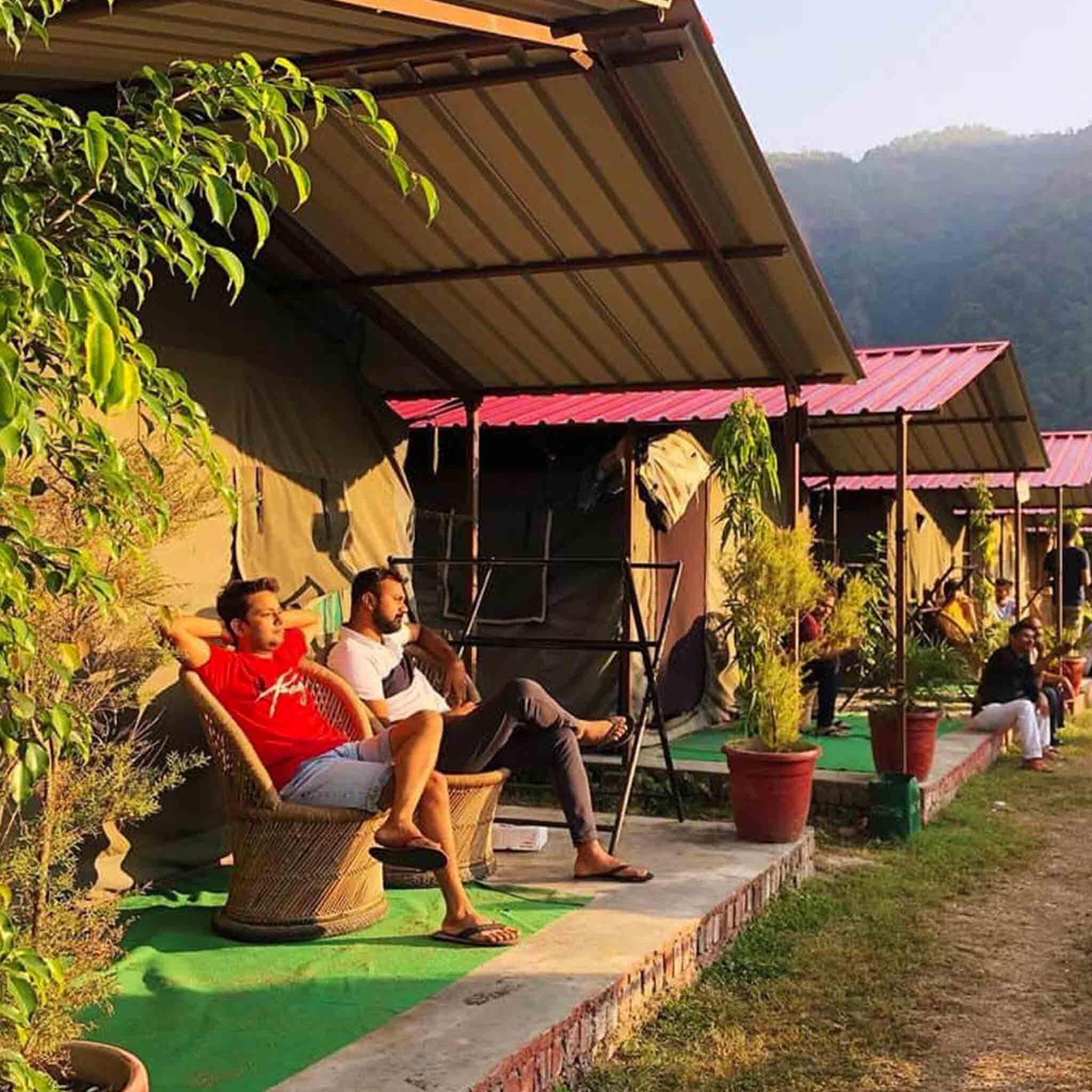 swiss-luxury-camping-in-rishikesh